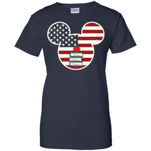 image 243 490x490px Disney World: Mickey Mouse Teacher T Shirts, Hoodies, Tank
