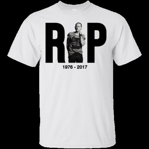 image 276 490x490px R.I.P RIP Chester Bennington 2017 T Shirts, Hoodies, Long Sleeves