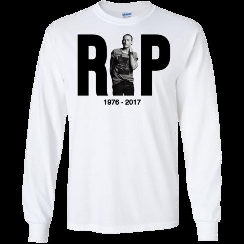 image 278 490x490px R.I.P RIP Chester Bennington 2017 T Shirts, Hoodies, Long Sleeves