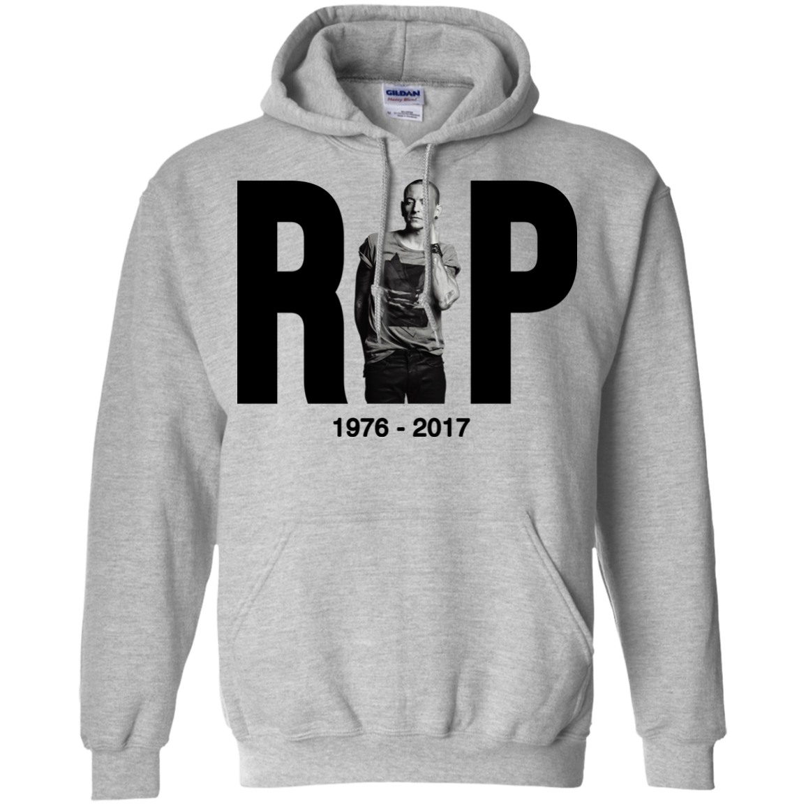 image 279px R.I.P RIP Chester Bennington 2017 T Shirts, Hoodies, Long Sleeves
