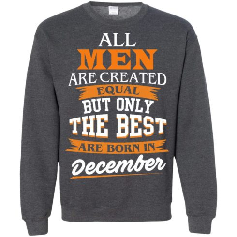 image 32 490x490px Jordan: All men are created equal but only the best are born in December t shirts