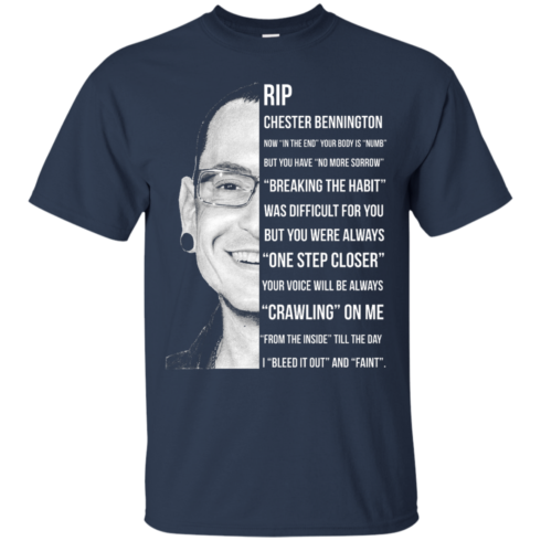 image 360 490x490px Linkin Park Rip Chester Bennington, Breaking The Habit T Shirts, Hoodies, Sweater