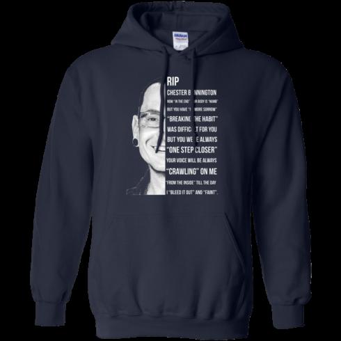 image 362 490x490px Linkin Park Rip Chester Bennington, Breaking The Habit T Shirts, Hoodies, Sweater