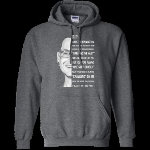image 363 490x490px Linkin Park Rip Chester Bennington, Breaking The Habit T Shirts, Hoodies, Sweater