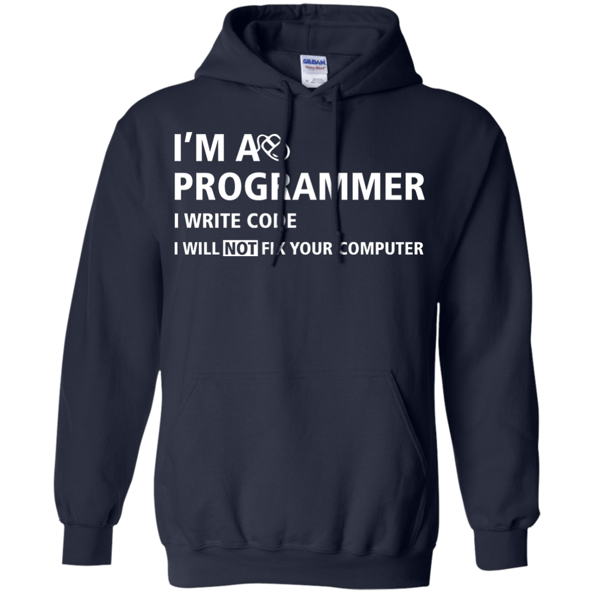 image 377px I'm a programmer I write code I will not fix your computer t shirts, tank top, hoodies
