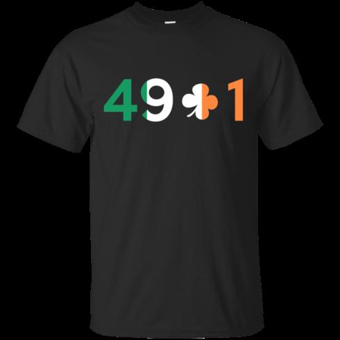 image 394 490x490px Conor Mcgregor 49 + 1 Irish T Shirts, Hoodies, Long Sleeves