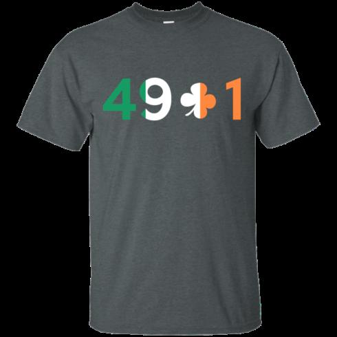 image 395 490x490px Conor Mcgregor 49 + 1 Irish T Shirts, Hoodies, Long Sleeves