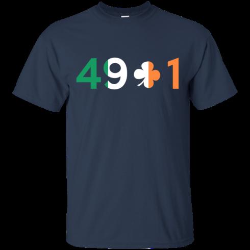 image 396 490x490px Conor Mcgregor 49 + 1 Irish T Shirts, Hoodies, Long Sleeves