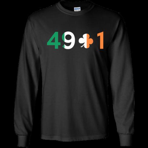 image 397 490x490px Conor Mcgregor 49 + 1 Irish T Shirts, Hoodies, Long Sleeves