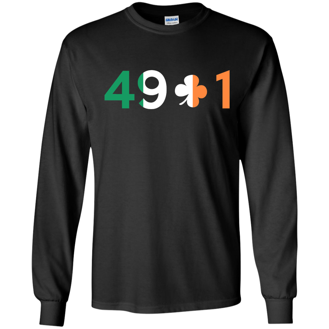 image 397px Conor Mcgregor 49 + 1 Irish T Shirts, Hoodies, Long Sleeves