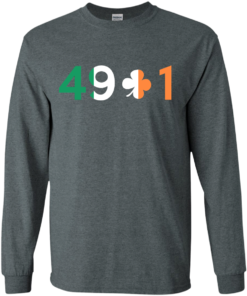 image 398 247x296px Conor Mcgregor 49 + 1 Irish T Shirts, Hoodies, Long Sleeves