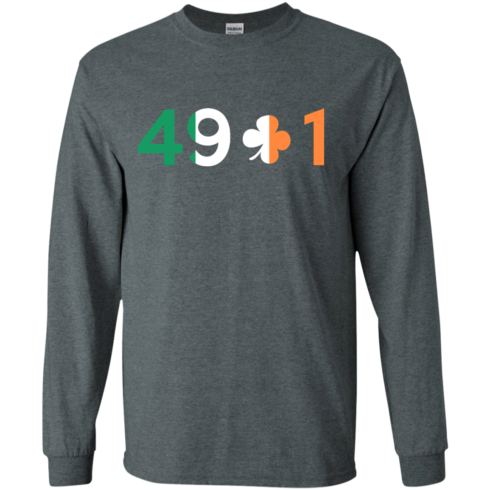image 398 490x490px Conor Mcgregor 49 + 1 Irish T Shirts, Hoodies, Long Sleeves