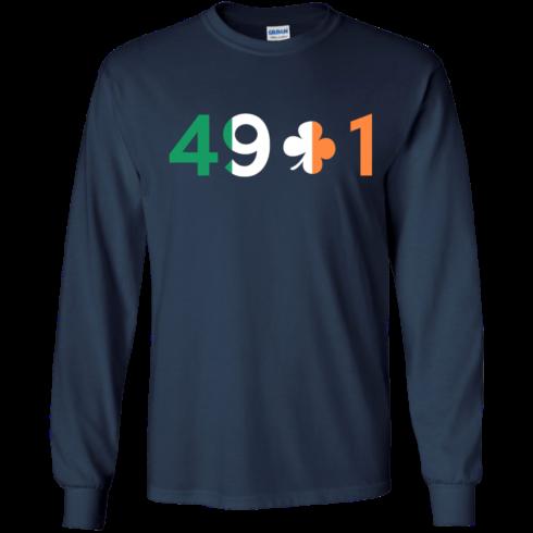 image 399 490x490px Conor Mcgregor 49 + 1 Irish T Shirts, Hoodies, Long Sleeves