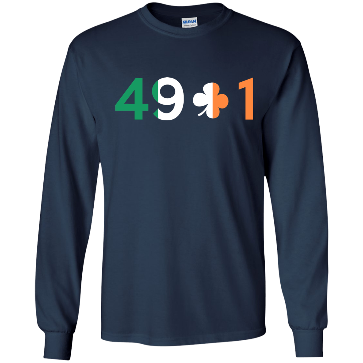 image 399px Conor Mcgregor 49 + 1 Irish T Shirts, Hoodies, Long Sleeves