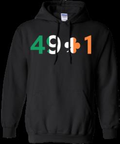 image 400 247x296px Conor Mcgregor 49 + 1 Irish T Shirts, Hoodies, Long Sleeves