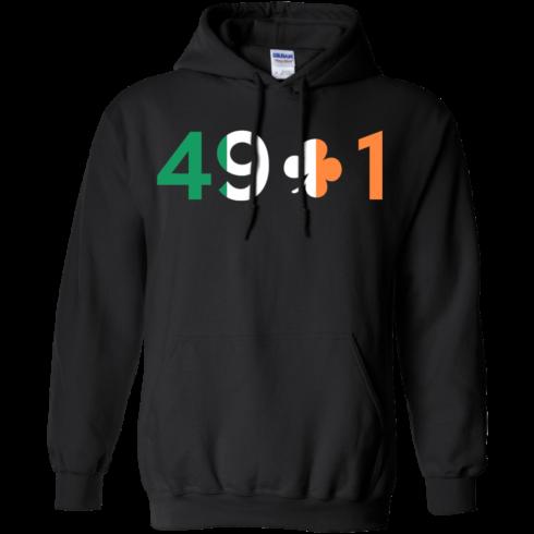 image 400 490x490px Conor Mcgregor 49 + 1 Irish T Shirts, Hoodies, Long Sleeves
