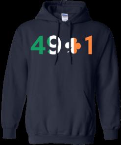 image 401 247x296px Conor Mcgregor 49 + 1 Irish T Shirts, Hoodies, Long Sleeves