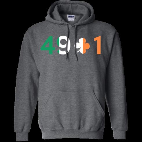 image 402 490x490px Conor Mcgregor 49 + 1 Irish T Shirts, Hoodies, Long Sleeves