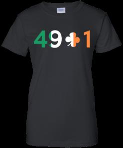 image 403 247x296px Conor Mcgregor 49 + 1 Irish T Shirts, Hoodies, Long Sleeves
