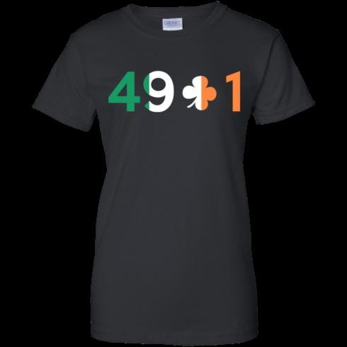 image 403 490x490px Conor Mcgregor 49 + 1 Irish T Shirts, Hoodies, Long Sleeves