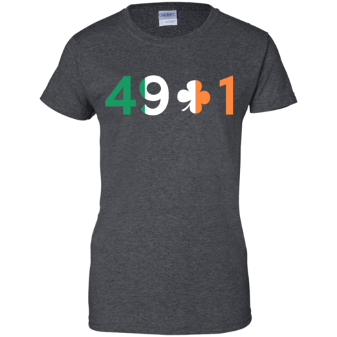image 404 490x490px Conor Mcgregor 49 + 1 Irish T Shirts, Hoodies, Long Sleeves