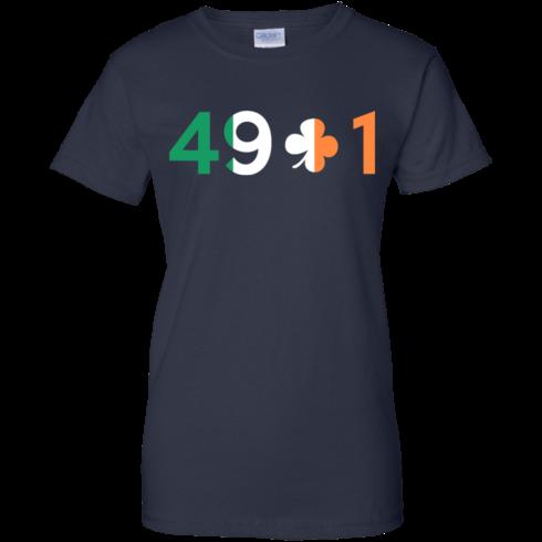 image 405 490x490px Conor Mcgregor 49 + 1 Irish T Shirts, Hoodies, Long Sleeves