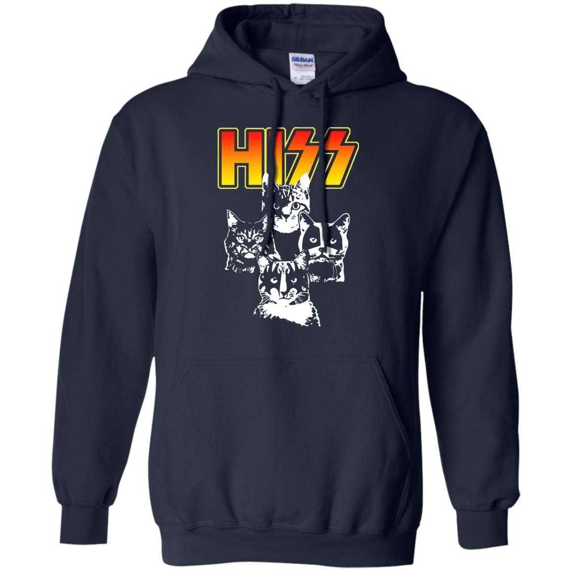 image 470px Hiss Kiss Cats Kittens Rock T Shirts, Hoodies, Tank Top