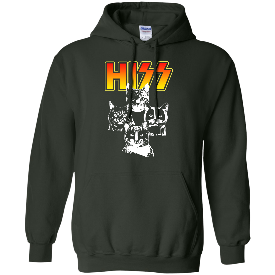image 471px Hiss Kiss Cats Kittens Rock T Shirts, Hoodies, Tank Top