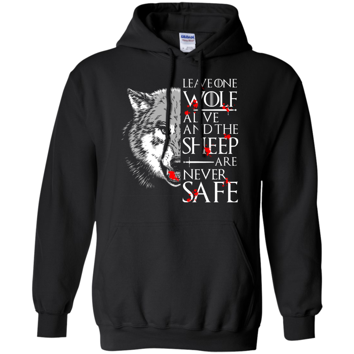 image 492px Leave One Wolf Alive And The Sheep Are Never Safe T Shirts, Hoodies, Tank