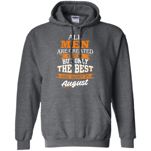 image 5 490x490px Jordan: All men are created equal but only the best are born in August t shirts