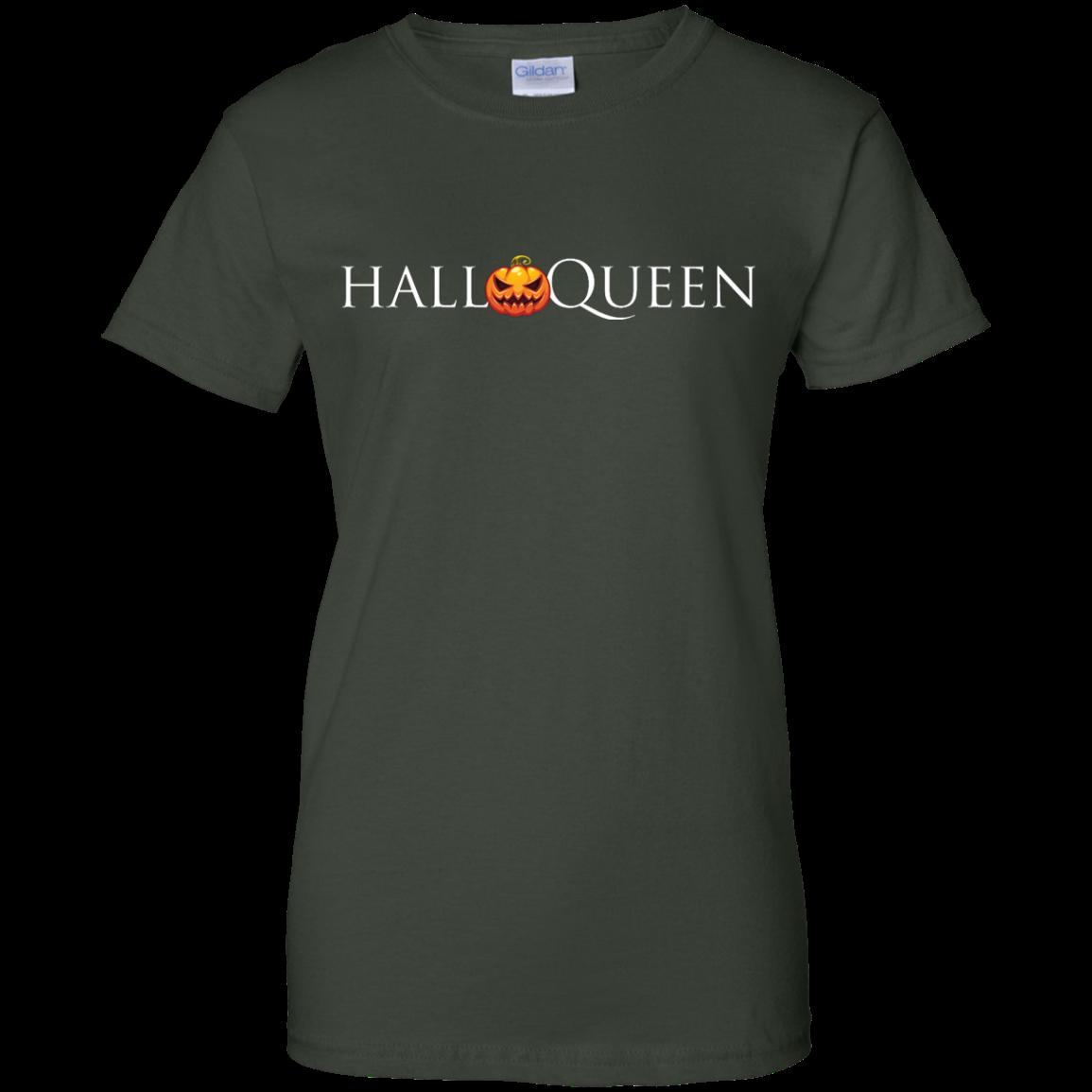 image 542px Halloqueen Halloween Pumpkin T Shirts, Hoodies, Tank