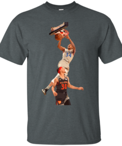image 557 247x296px Giannis dunk on Steph Curry in the All Star Game T Shirts, Hoodies, Sweaters