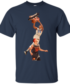 image 558 247x296px Giannis dunk on Steph Curry in the All Star Game T Shirts, Hoodies, Sweaters