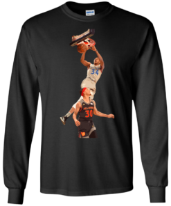 image 559 247x296px Giannis dunk on Steph Curry in the All Star Game T Shirts, Hoodies, Sweaters