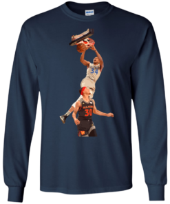 image 560 247x296px Giannis dunk on Steph Curry in the All Star Game T Shirts, Hoodies, Sweaters