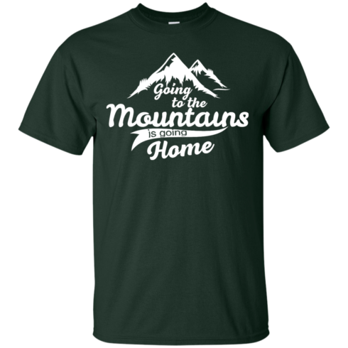 image 569 490x490px Going To The Mountains Is Going Home T Shirts, Hoodies, Tank