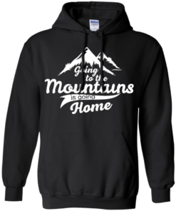 image 573 247x296px Going To The Mountains Is Going Home T Shirts, Hoodies, Tank