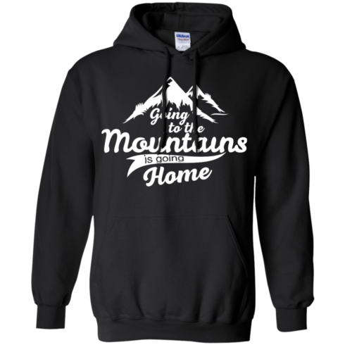 image 573 490x490px Going To The Mountains Is Going Home T Shirts, Hoodies, Tank