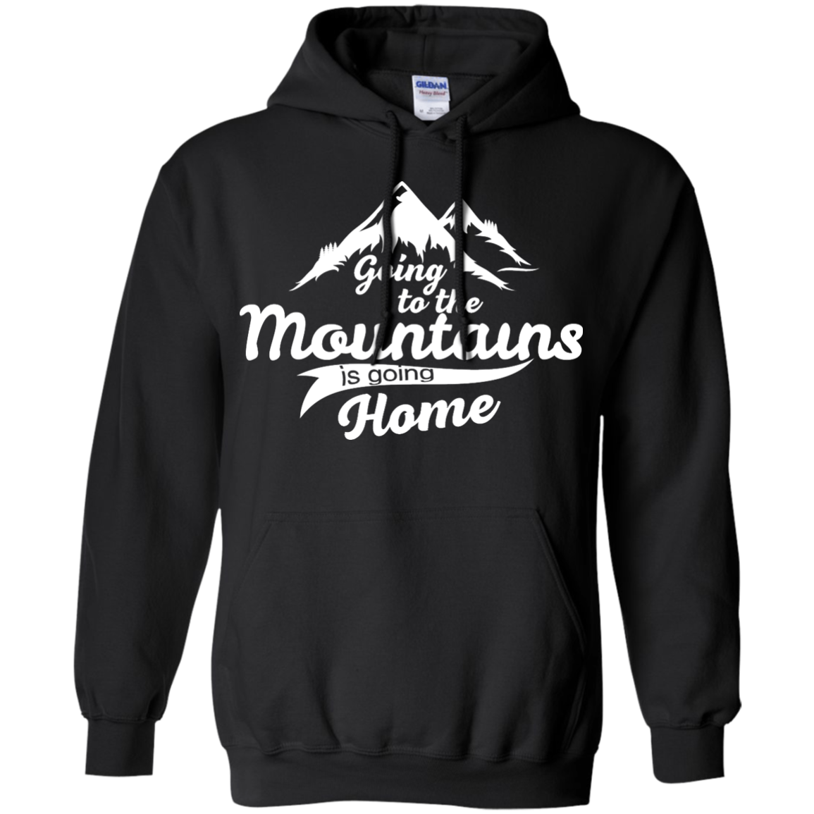 image 573px Going To The Mountains Is Going Home T Shirts, Hoodies, Tank