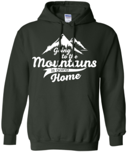 image 575 247x296px Going To The Mountains Is Going Home T Shirts, Hoodies, Tank