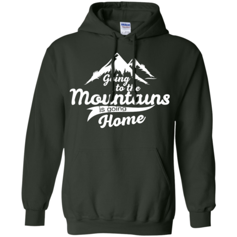 image 575 490x490px Going To The Mountains Is Going Home T Shirts, Hoodies, Tank