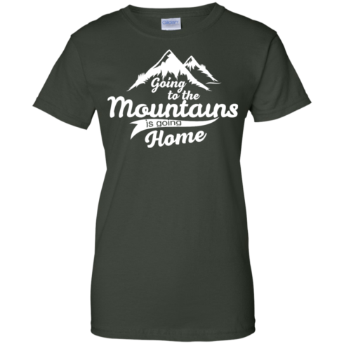 image 578 490x490px Going To The Mountains Is Going Home T Shirts, Hoodies, Tank