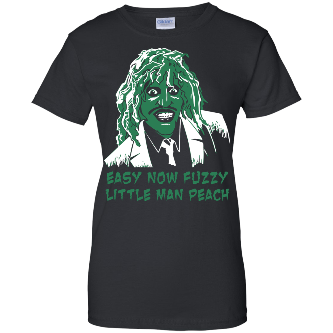 image 624px The Mighty Boosh: Easy Now Fuzzy Little Man Peach T Shirts, Hoodies, Sweater