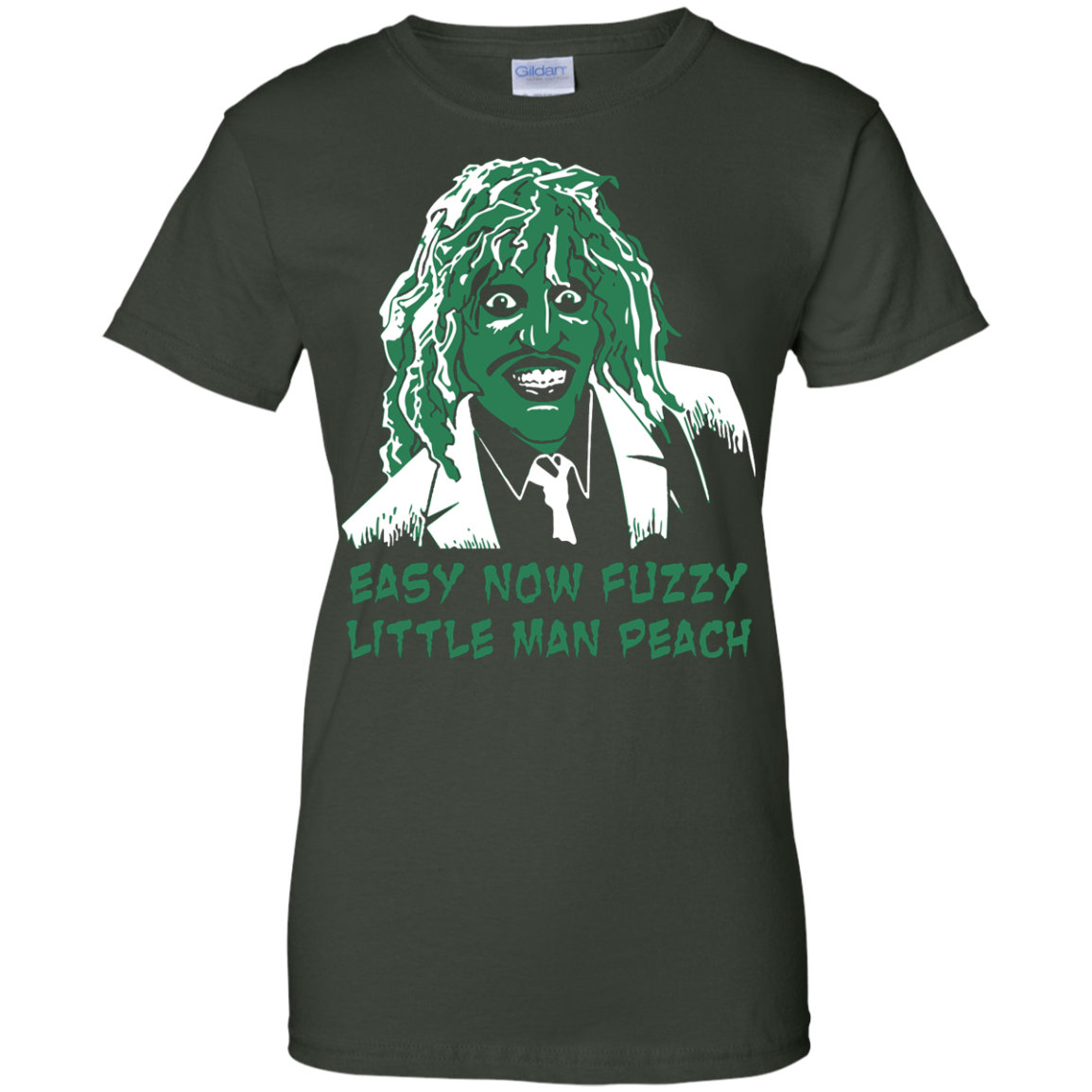 image 625px The Mighty Boosh: Easy Now Fuzzy Little Man Peach T Shirts, Hoodies, Sweater