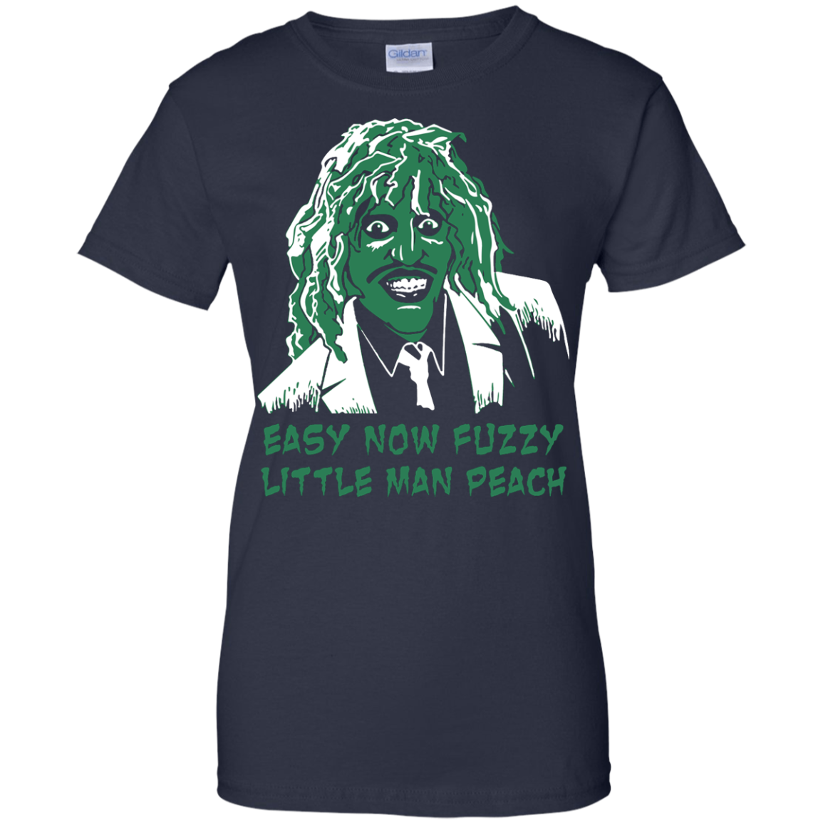 image 626px The Mighty Boosh: Easy Now Fuzzy Little Man Peach T Shirts, Hoodies, Sweater