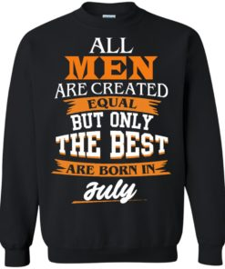 image 66 247x296px Jordan: All men are created equal but only the best are born in July t shirts
