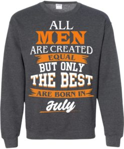 image 68 247x296px Jordan: All men are created equal but only the best are born in July t shirts