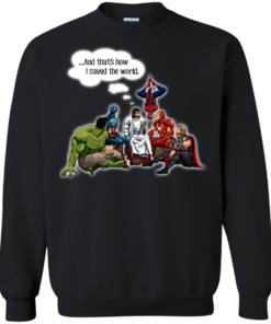 image 109 247x296px God and Super Hero: And That's How I Saved The World T Shirts, Hoodies, Sweaters