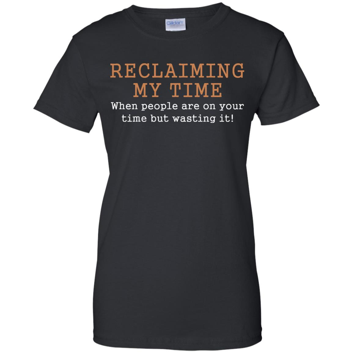 image 124px Missandei: Reclaiming My Time When People Are On Your Time But Wasting It T Shirts, Tank Top