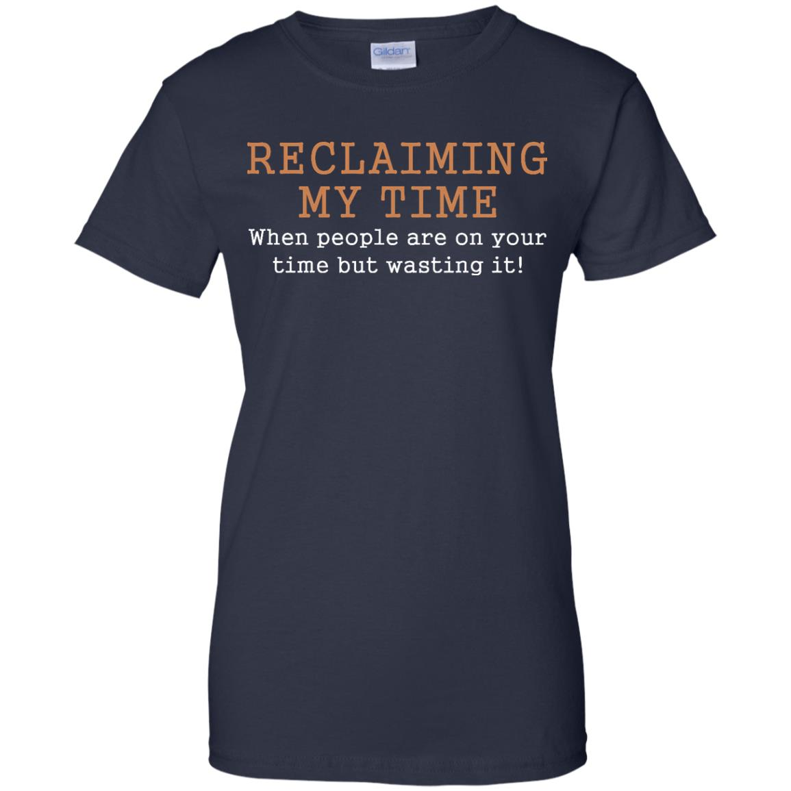 image 126px Missandei: Reclaiming My Time When People Are On Your Time But Wasting It T Shirts, Tank Top